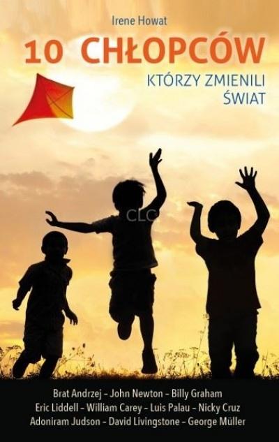 10 Chłopców którzy zmienili świat - Howat Irene