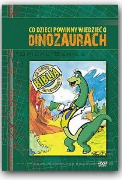 Co dzieci powinny wiedzieć o dinozaurach - Tropical Series