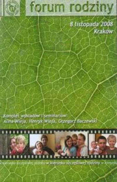Forum rodziny- Rodzina a służba płyta 7 ( seks, jako Boży dar...cz.II) - Henryk i Alina Wieja