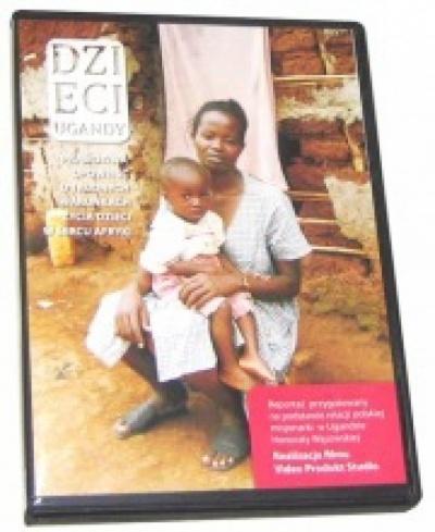 Dzieci Ugandy - praca zbiorowa