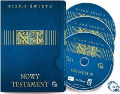 Biblia Warszawska Nowy Testament -