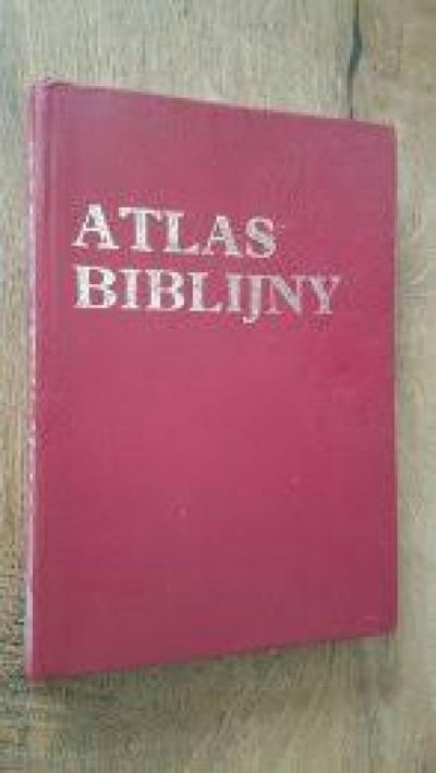 Atlas Biblijny - praca zbiorowa