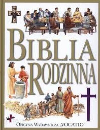 Biblia rodzinna -