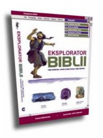 Eksplorator Biblii - Mackenzie Carine