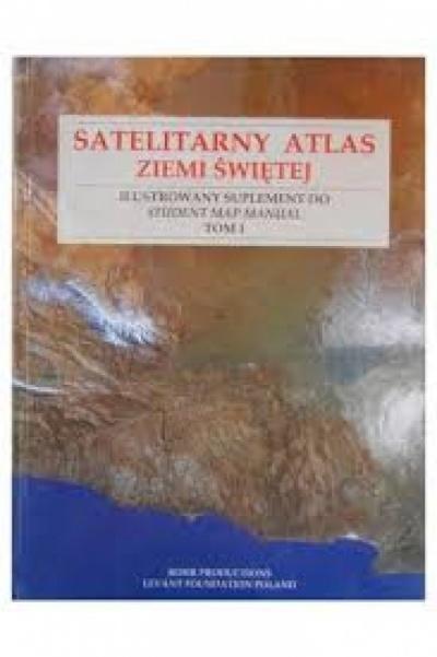 Satelitarny Atlas Ziemii Świętej -