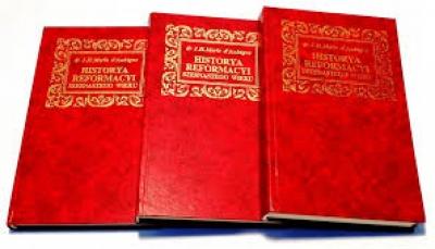Historya Reformacyi XVIw. TOM III - J.H.Merle dAubigne