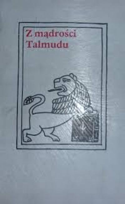Z madrości Talmudu - Szymon Datner