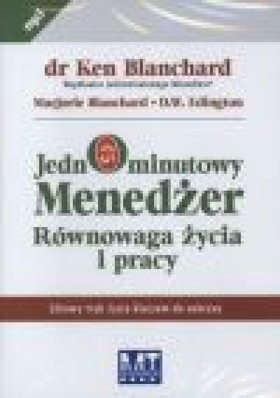 Jednominutowy menadżer - Ken Blanchard