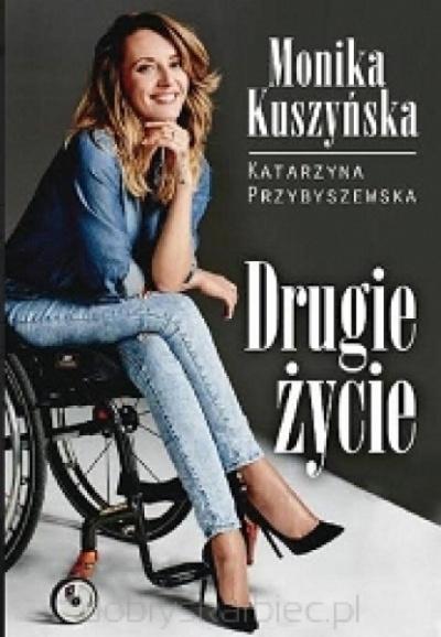 Drugie życie - Monika Kuszyńska