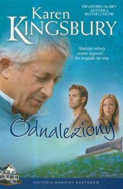 Odnaleziony - Kingsbury Karen