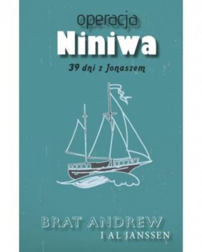Operacja Niniwa 39 dni do zagłady - Br. Andrew, Al Janssen
