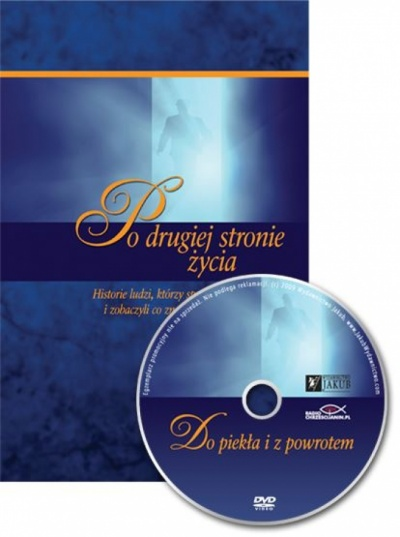 Po  drugiej stronie życia + DVD - praca zbiorowa