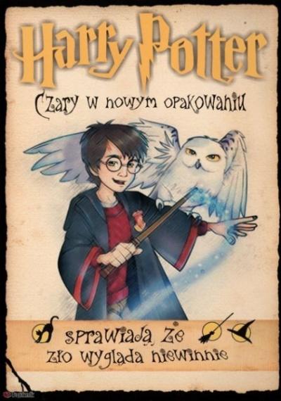 Harry Potter- Czary w nowym opakowaniu -