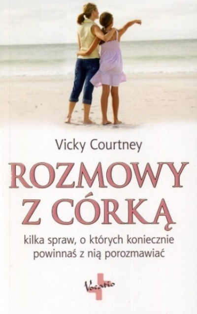Rozmowy z córką - Courtney Vicky