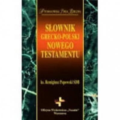 Słownik grecko-polski - Popowski Remigiusz