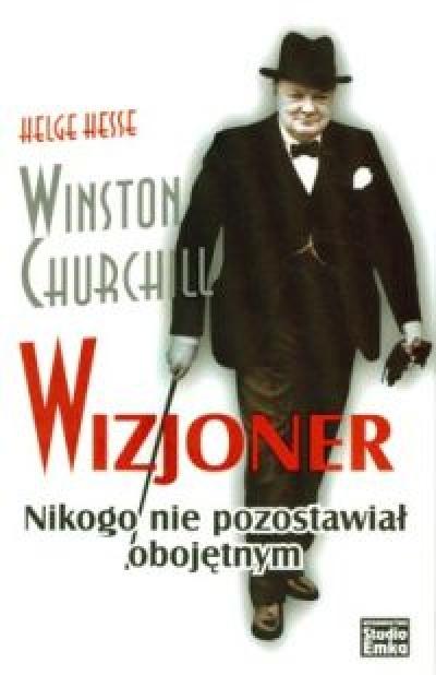 Winston Churchill Wizjoner - Helge Hesse
