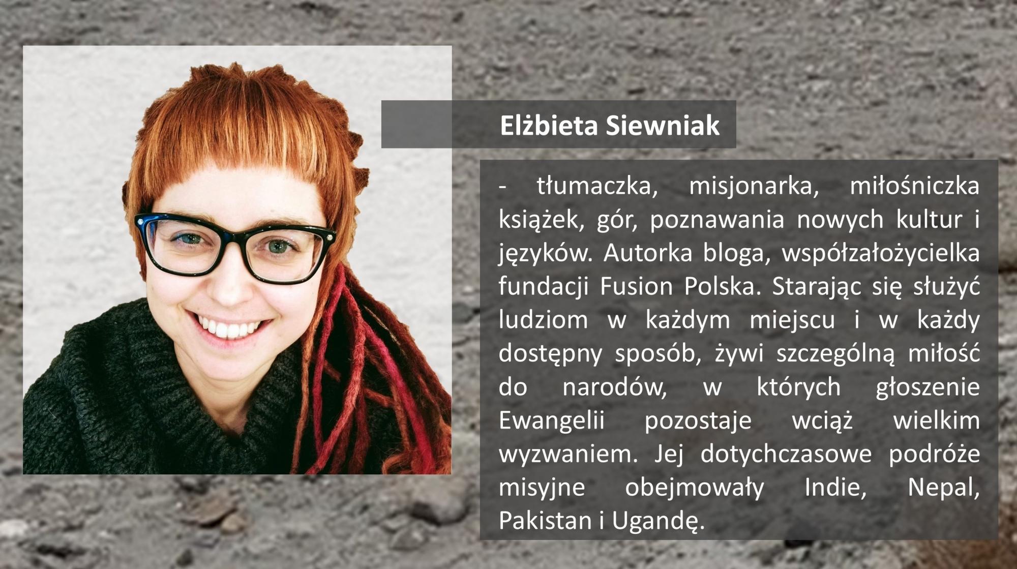 Elżbieta Siewniak