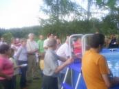 Chrzest wodny-Solarnia, 23.08.2009