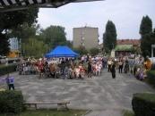Uwielbienie na skwerku, Kuźnia Raciborska, 11.09.2005