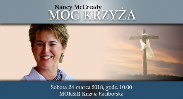 Moc krzyża - Nancy McCready