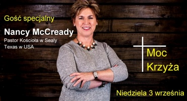 Nancy McCready - Moc Krzyża