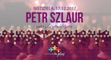 Wizyta pastora Petra Szlaura