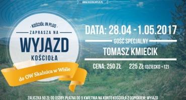 Wyjazd Kościoła do Wisły, 28.04-01.05.2017 r.