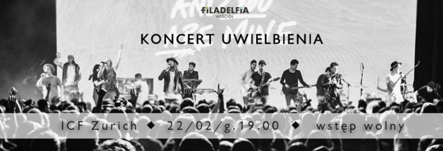 Koncert Uwielbienia ICF Zurich